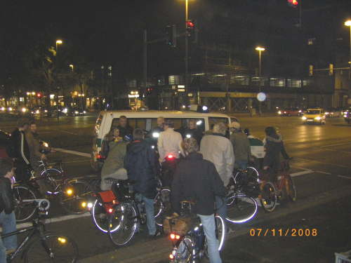 Critical Mass Hannover